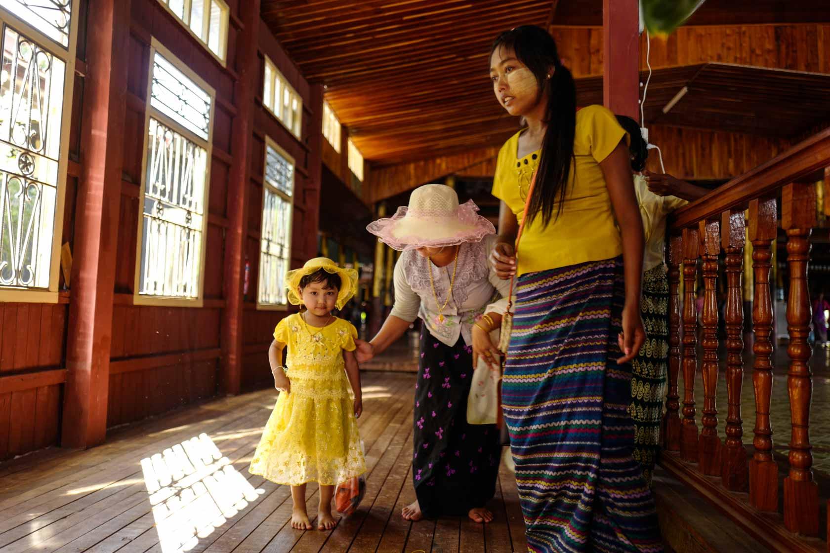 Myanmar Burmese Days Beaches Train Nature