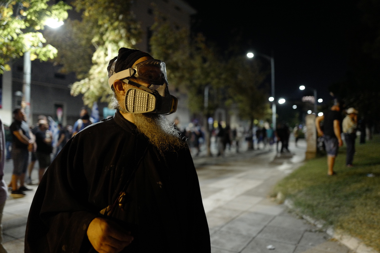 TJP Magazine E5 Saloniki Disturbance